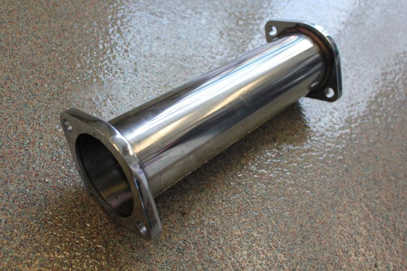 Nissan 07-12 370Z Z34 Exhaust 3