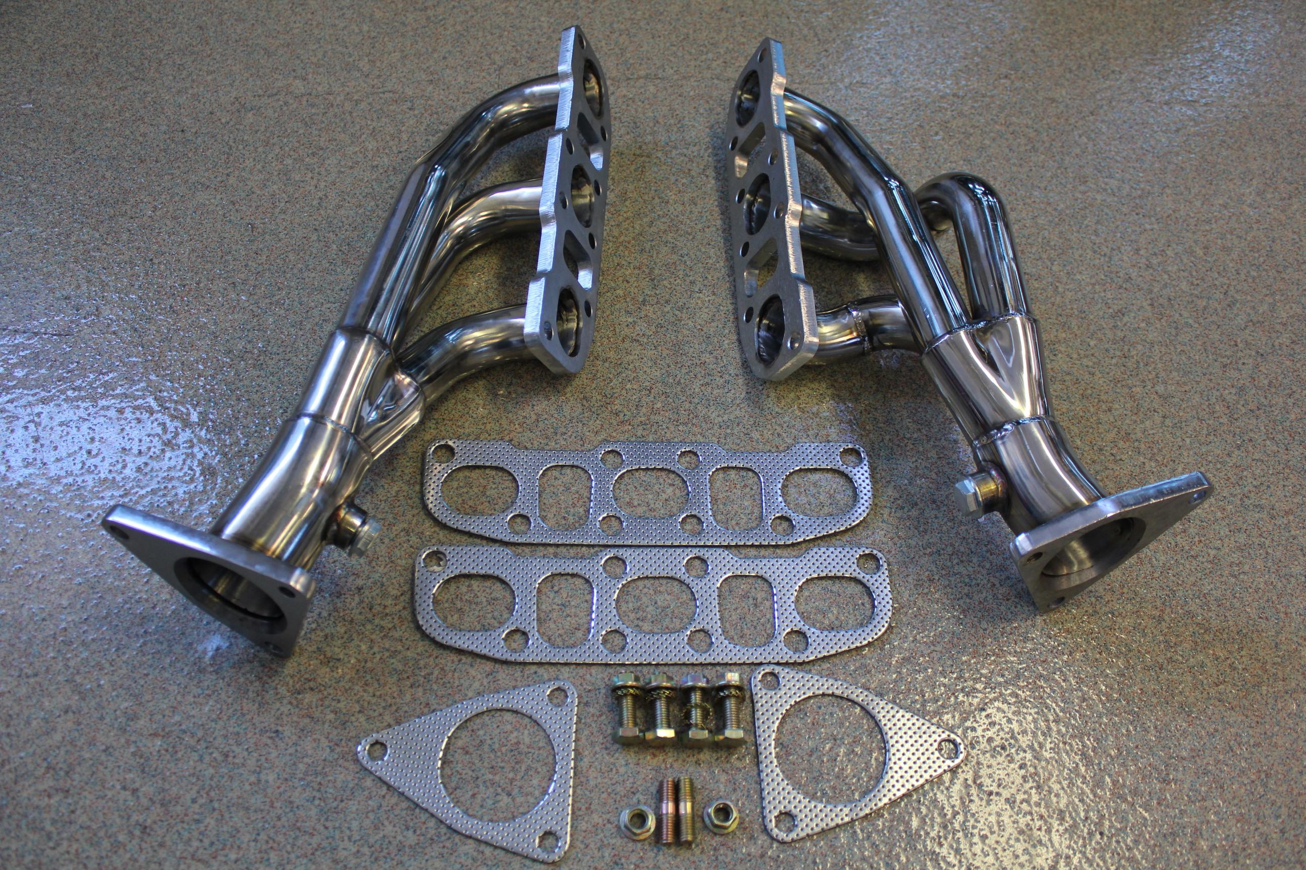 Beluga Racing Performance Headers for 09-17 Nissan 370Z & 07-08 350Z VQ37VHR